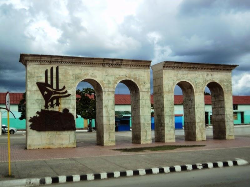 Plaza polifuncional Pedro Agustín Pérez, de Guantánamo
