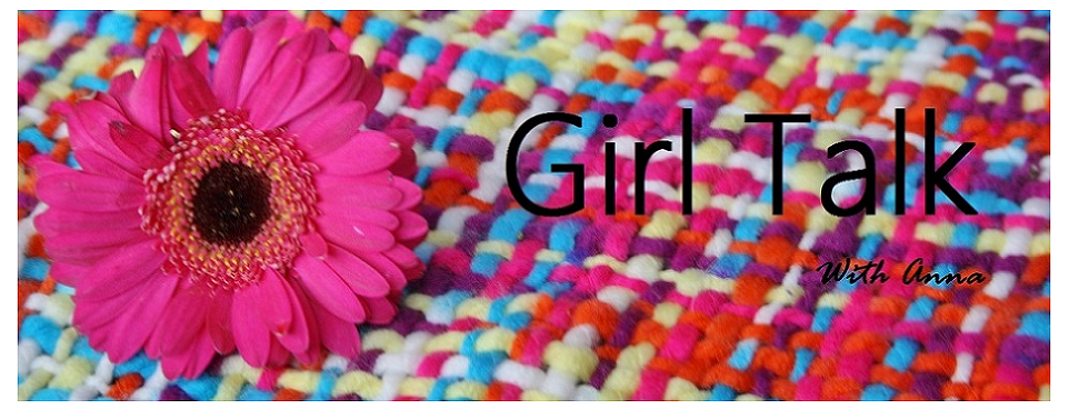 Girl talk.