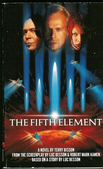 Fifth element movie script