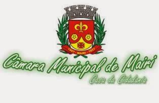 Câmara Municipal de Vereadores de Mairi