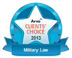 AVVO Clients' Choice Award 2013