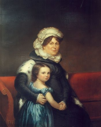 E Chester Artist Chester Harding, (American artist, 1792–1866) Hannah Perkins and ...