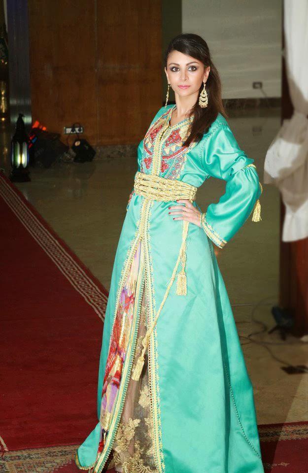 Maison de couture 2014 new caftan maghrebi 2014 for Ayzel maison de couture