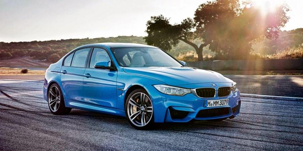 Nuevo BMW M3 2014