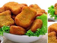 Resep Nugget Ayam Sayuran Enak Sehat Untuk Balita