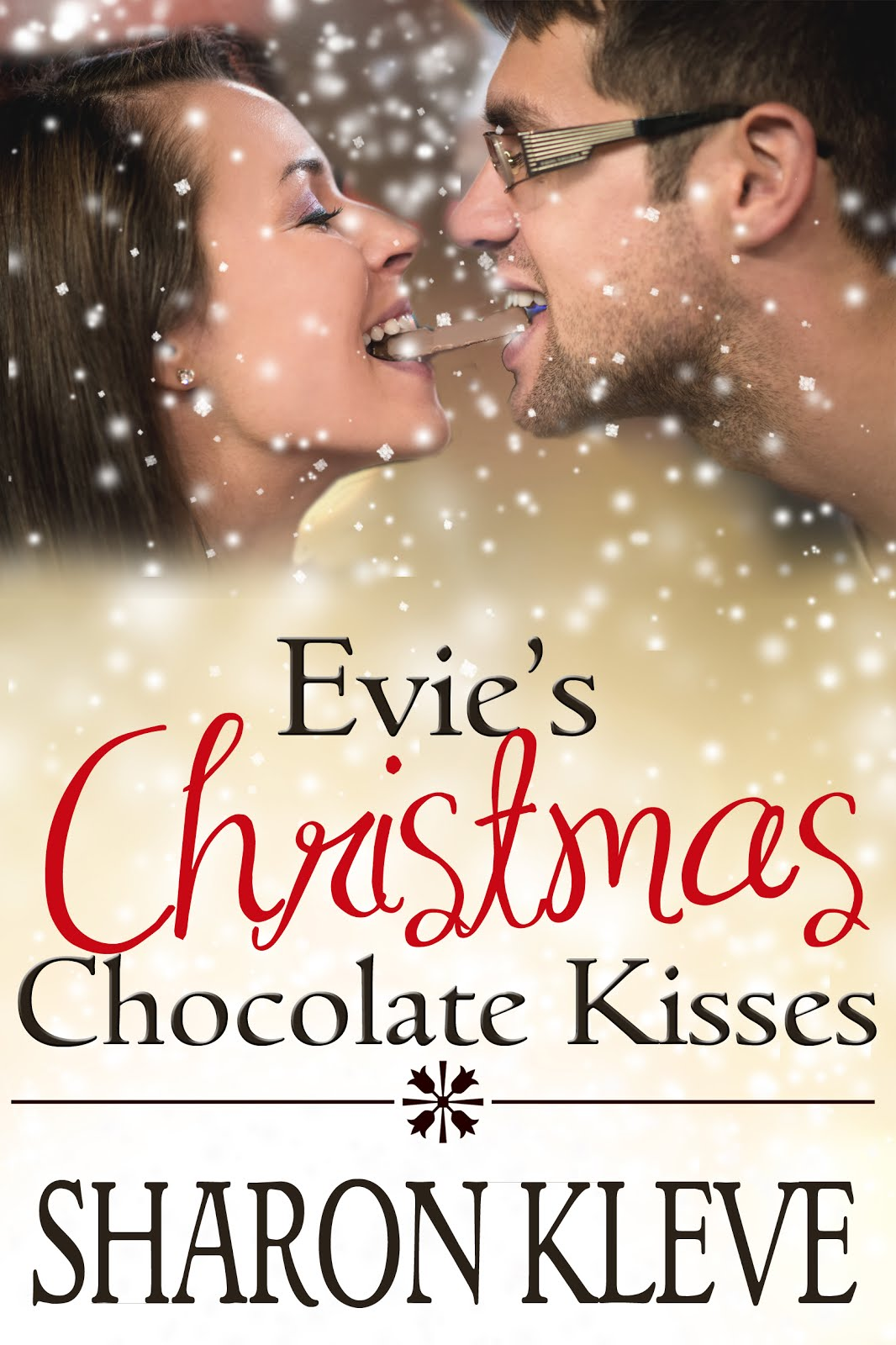 Evie's Christmas Chocolate Kisses