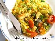 Výborné mäsko v citrónovej šťave - recept