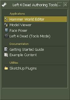Left 4 Dead Authoring Tools.