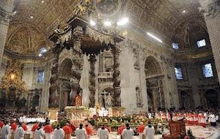 Conclave para la elección del Papa - curisosidades