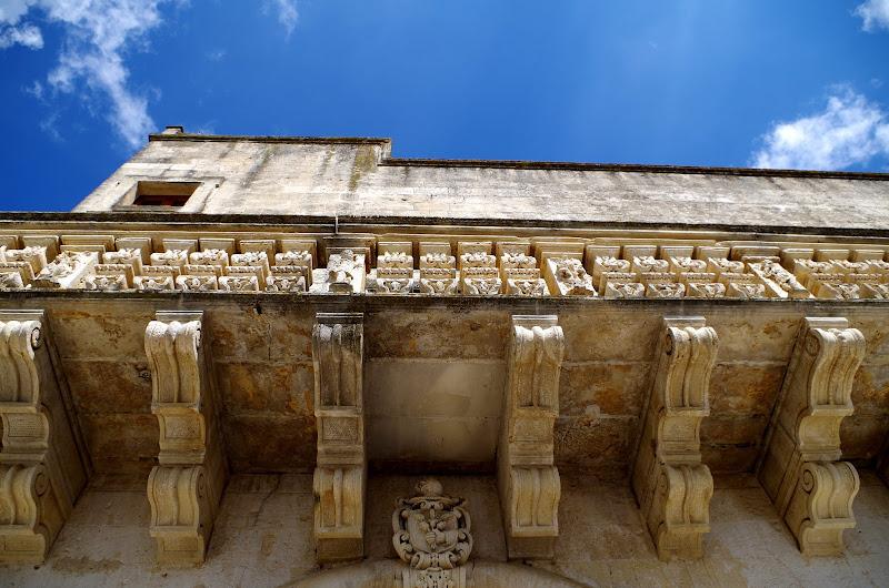Palazzo Negri in Muro Leccese (Apulien)