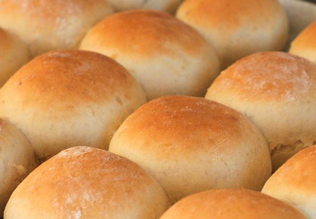 snabba bröd bullar