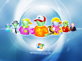 Windows Live Messenger Wallpaper