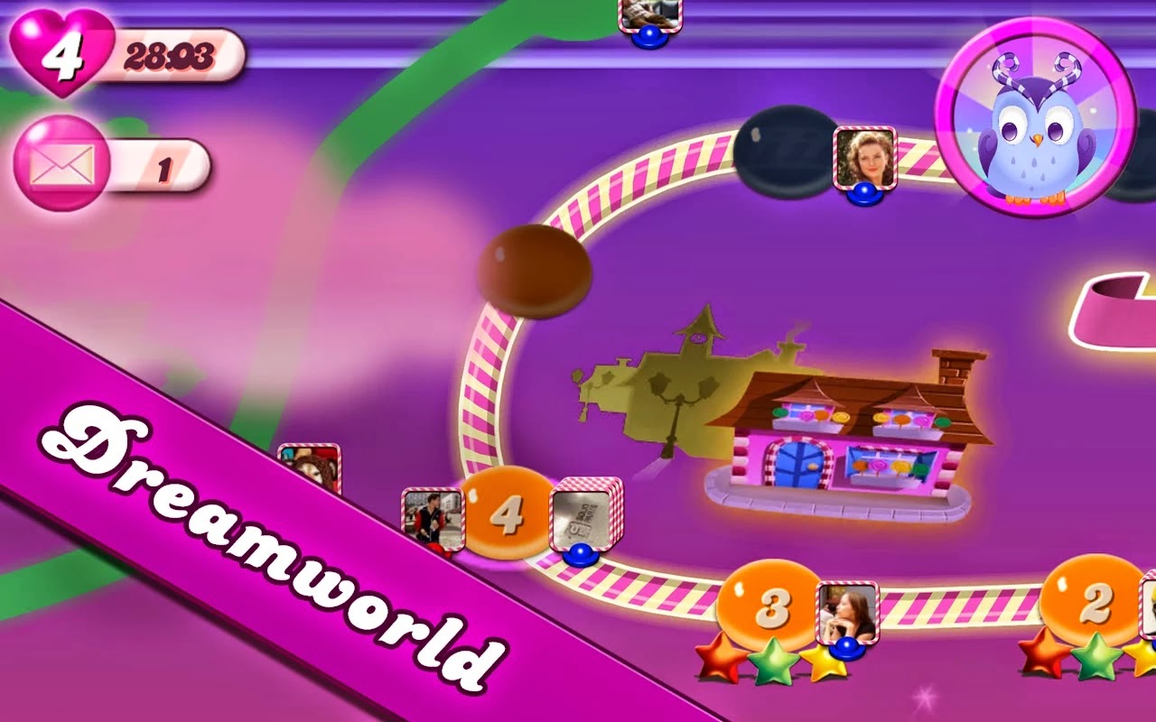 Candy Crush Saga v1.37.0 Mega Mod