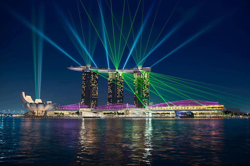 Dance of lights singapore
