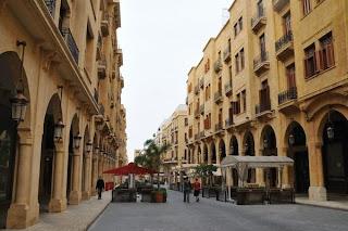 Beirut Lebanon 10 Kota Bersejarah Terkenal Di Dunia