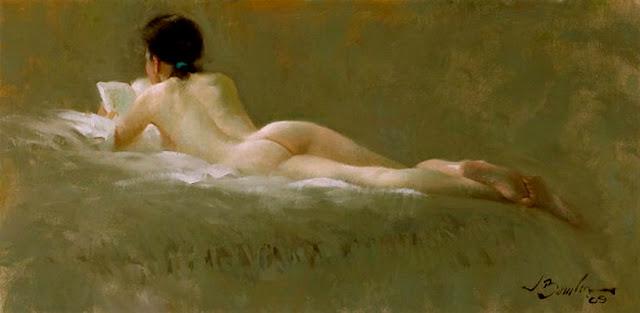 D.W.C.  Mousy Woman - Artist Joe Bowler