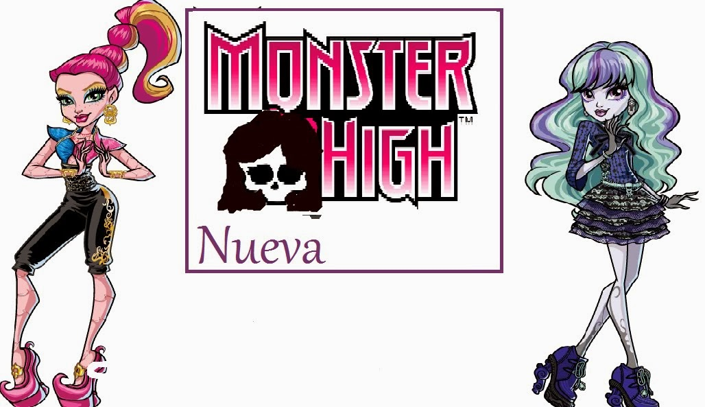 Monster High Nueva