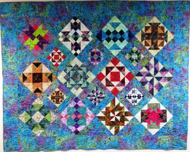 Little Quilts Blog: Little Quilts 2015 Second Saturday