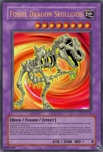 Yugioh deck recipe livetrix dragon fossil