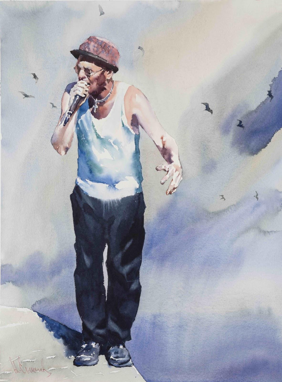Andrey Esionov Ode il cielo