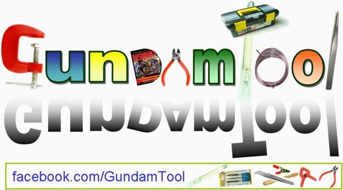 [GundamTool - HOME ] อุปกรณ์ สอน ทำ สี โมเดล ประกอบ กันดั้ม กันพลา gunpla