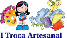 I Troca Artesanal do blog Belart's.Participe!