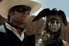 The Lone Ranger Movie Film 2013 - Sinopsis