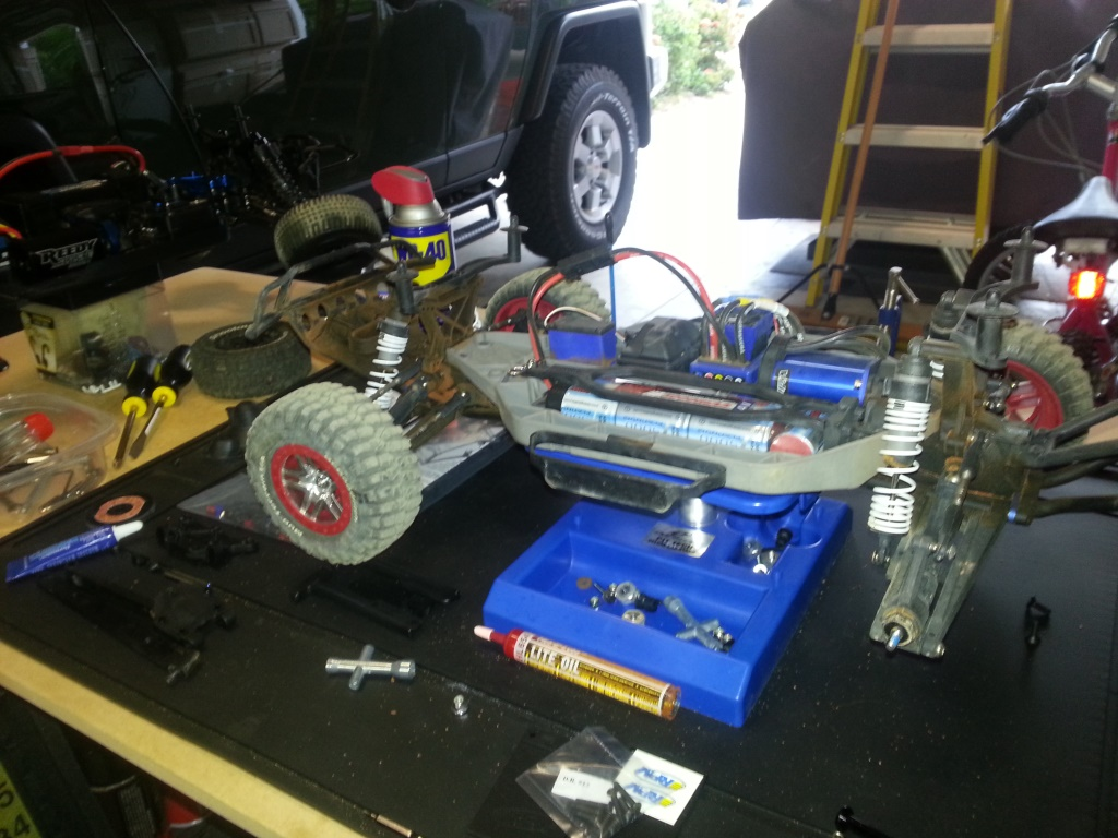 how to make my traxxas slash 2wd faster