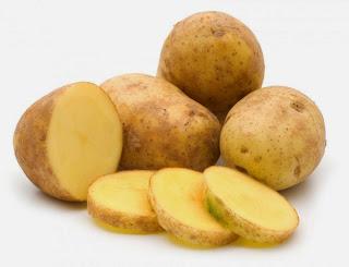 Manfaat kentang untuk wajah berjerawat dan berkomedo