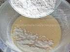 Gogosi din iaurt minciunele cu bicarbonat preparare aluat