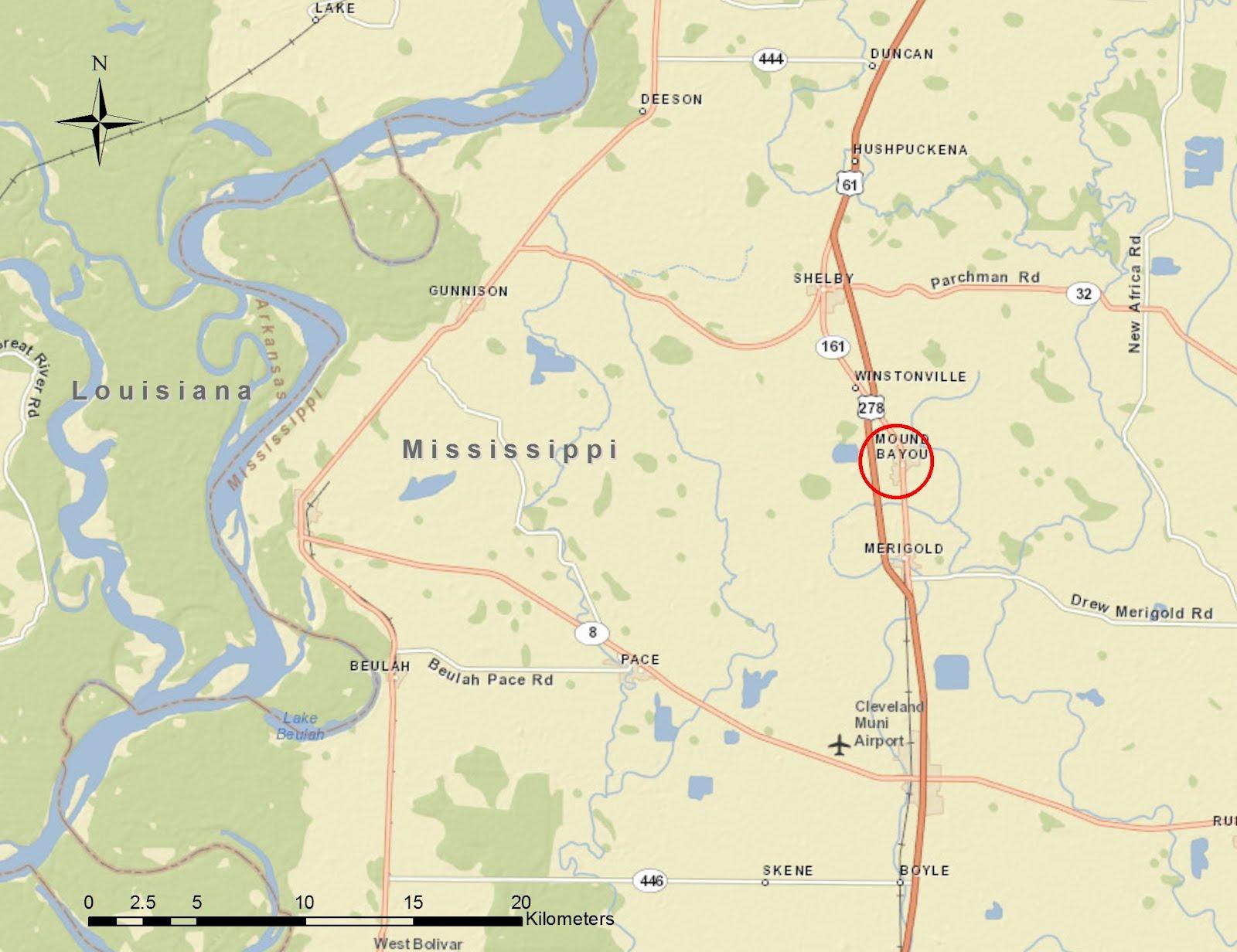 Mississippi County Map Mississippi Map  Short News Poster