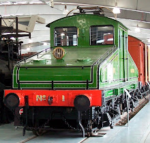 No blog of mine could be complete without a picture of my favourite locomotive