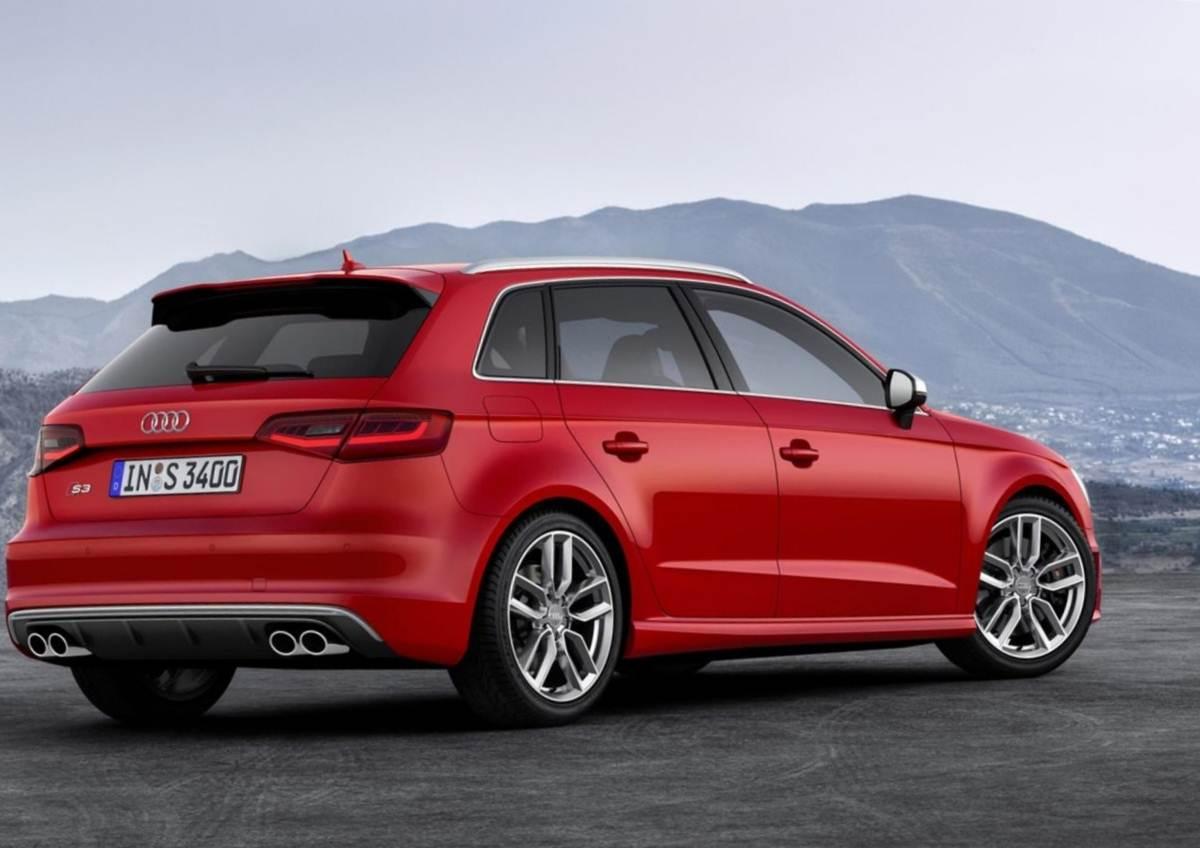 Novo Audi S3 2015