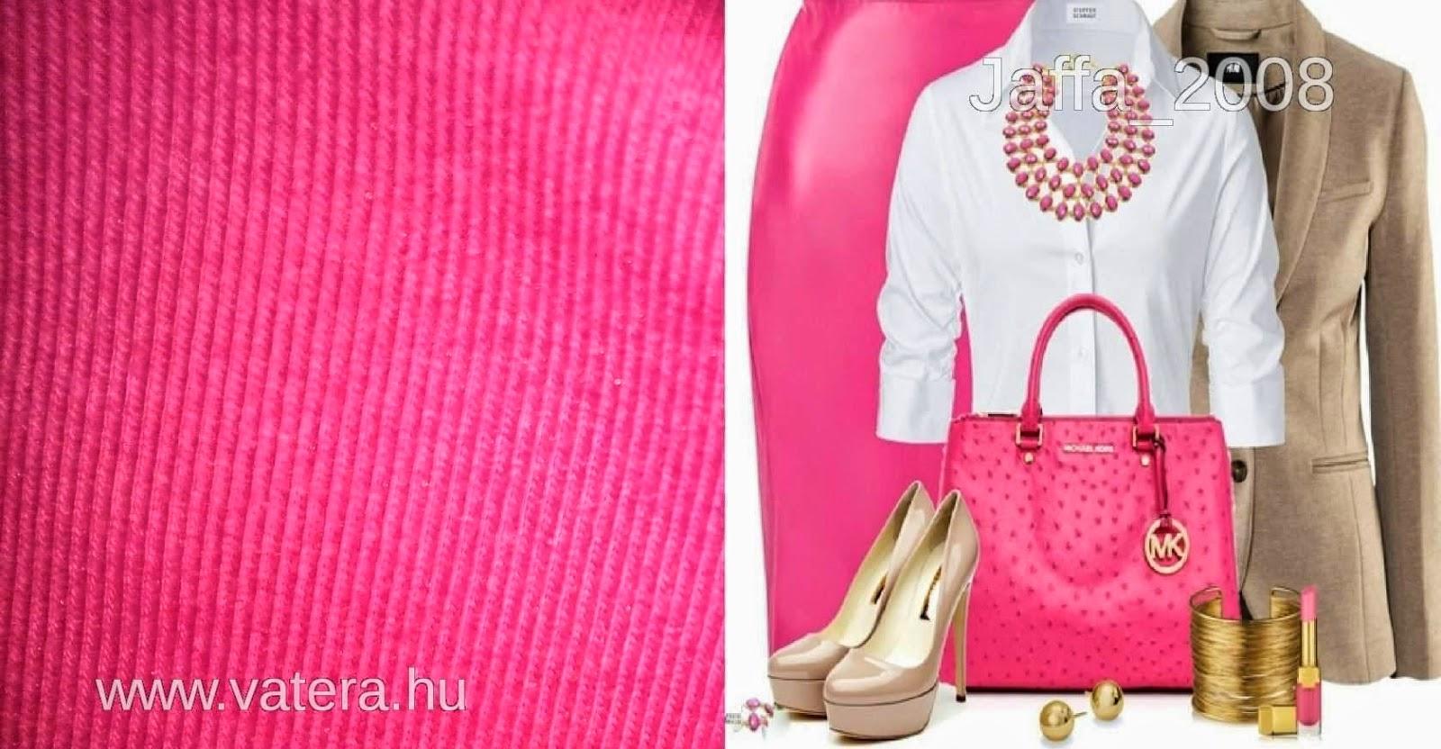 151ad35e93 pink, passzé kötött méteráru,anyag