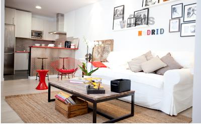 Alojamiento de 9flats.com en Madrid
