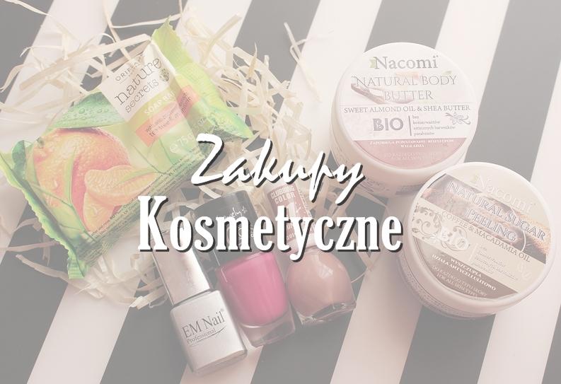 Zakupy kosmetyczne cz. 1 | Tydzień z PauląEs