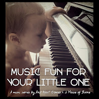 Music Fun for Your Little One series button