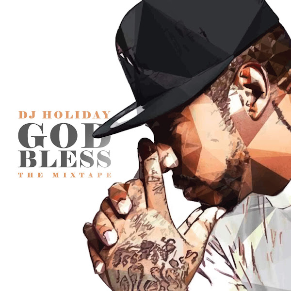 DJ Holiday - God Bless Cover