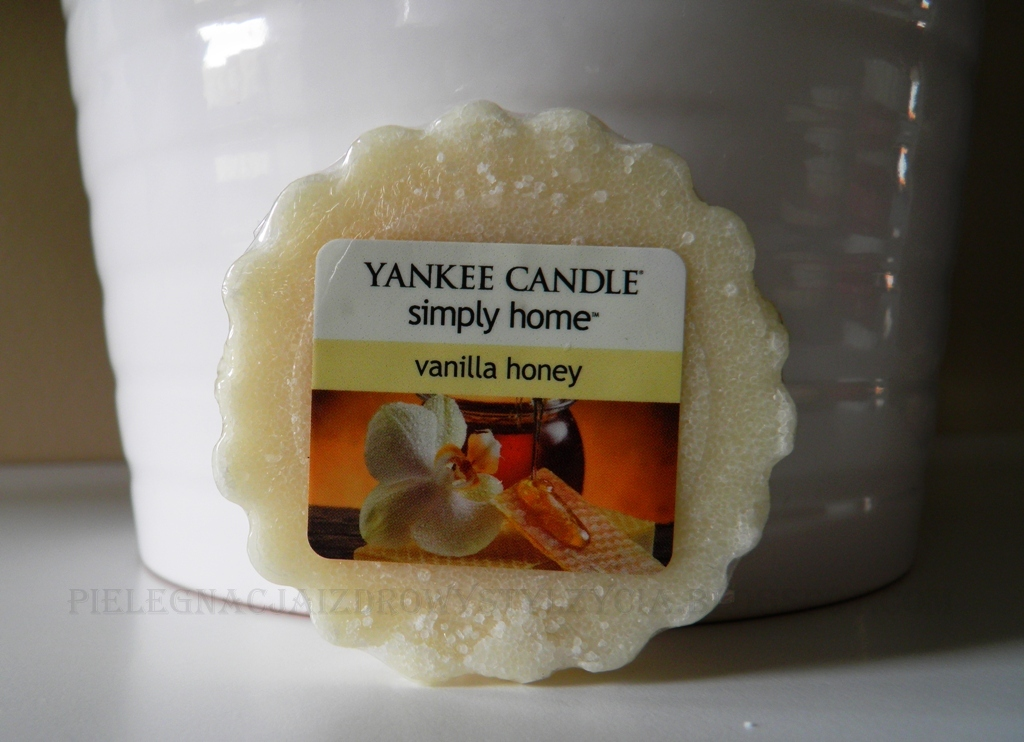 Yankee Candle: Vanilla Honey i Cassis