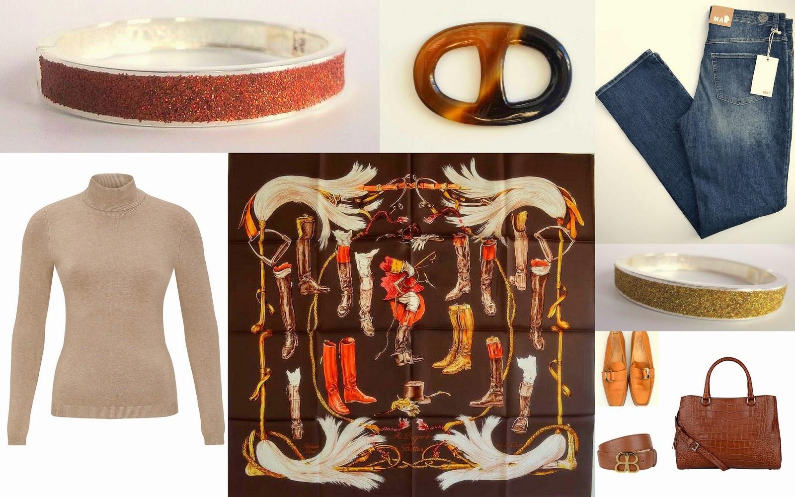 camilieri s bilderbuch schalringe scarf rings longchamp und hermes a propos de bottes 2. Black Bedroom Furniture Sets. Home Design Ideas