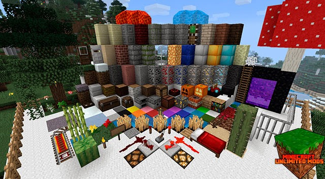 Coterie Craft Texture Pack preview