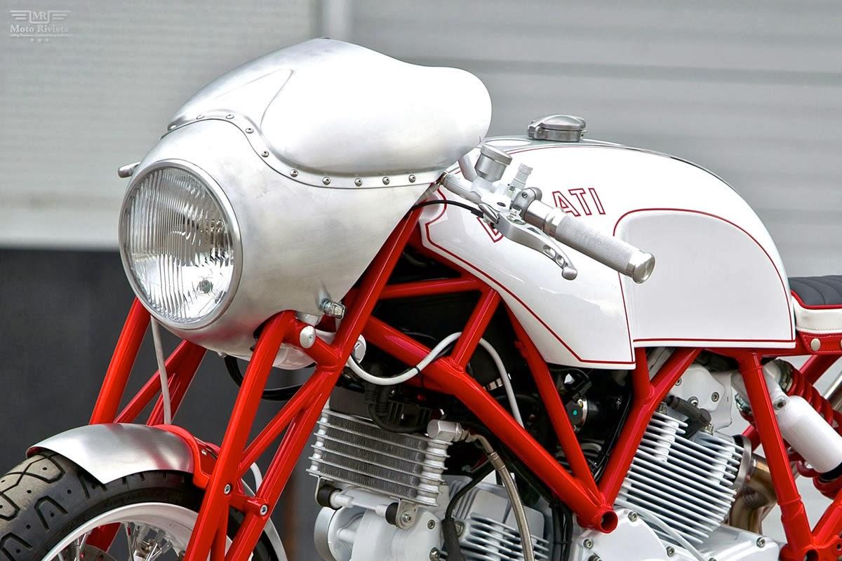 Ducati GT1000 Cafe Racer | Yuri Shif Custom | Custom Ducati GT1000 | Ducati GT1000 Shifter | Ducati GT1000 Custom | Ducati cafe Racer | Ducati GT1000
