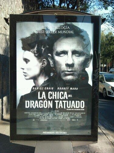 La Chica con el Dragón Tatuado online