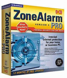 برنامج zonealarm للحماية من الفيروسات