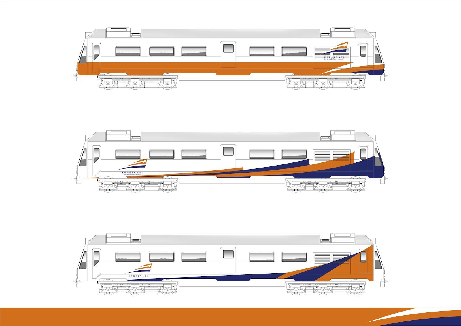 Ptkai kereta railone tigameru integrated design next kereta wisata 2012 pt kai reheart Choice Image