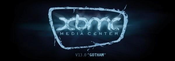 XBMC 13 GOTHAM estable version