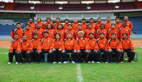 Skuad Persija 2008/2009 - Forza★Persija