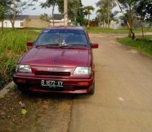 DIJUAL Suzuki Forsa GLX tahun 89 - TANGERANG