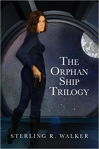 The Orphan Ship Trilogy is available on Kindle