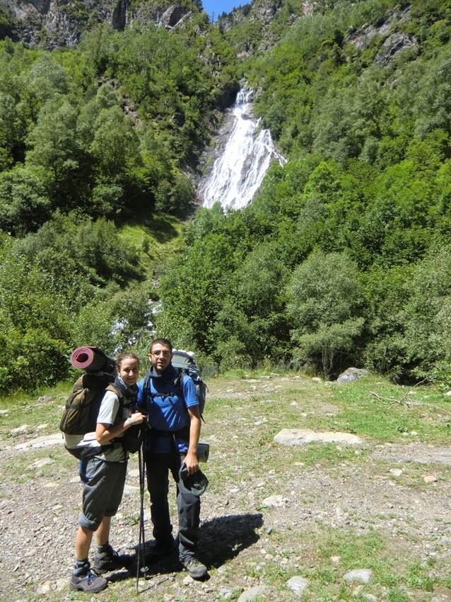 Cascada Espigantosa Eriste